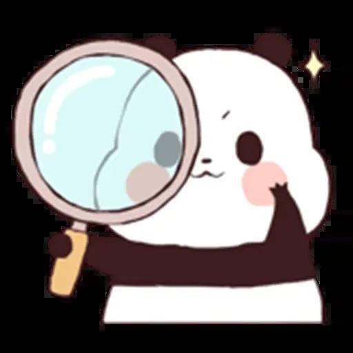 Panda - Sticker 14