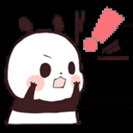Panda - Sticker 15