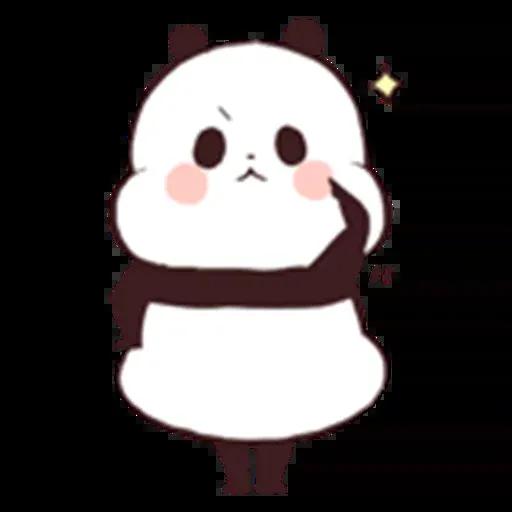 Panda - Sticker 23
