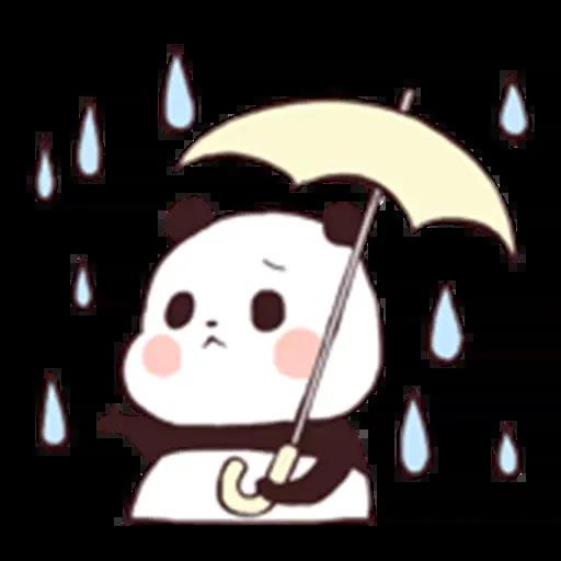 Panda - Sticker 29