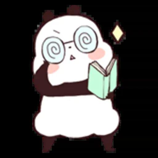 Panda - Sticker 24