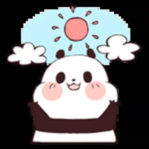 Panda - Sticker 28