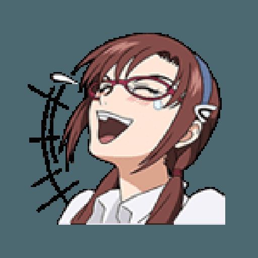 Evangelion Vol1 - Sticker 30