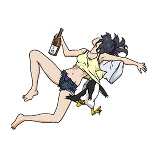 Evangelion Vol1 - Sticker 11