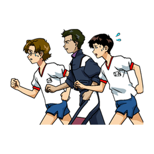 Evangelion Vol1 - Sticker 23