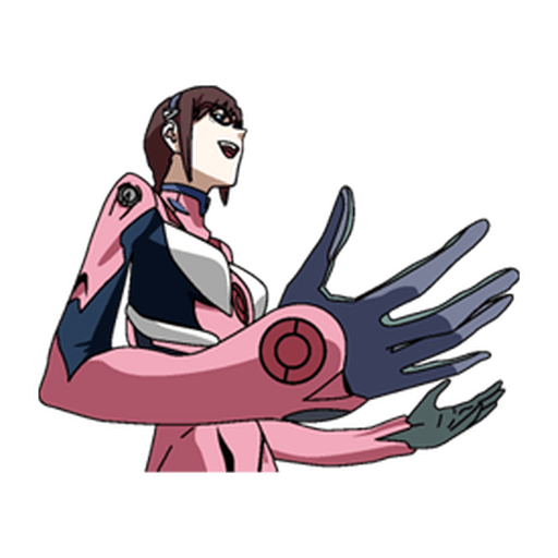 Evangelion Vol1 - Sticker 20