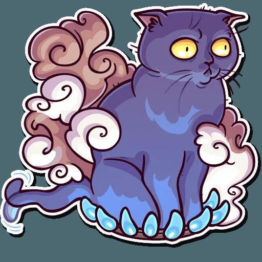 Meme Cats Stickers - Sticker 28