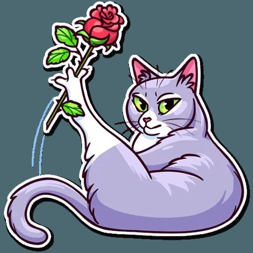 Meme Cats Stickers - Sticker 18