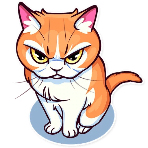 Meme Cats Stickers - Sticker 19