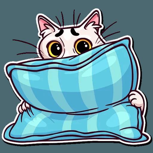 Meme Cats Stickers - Sticker 9