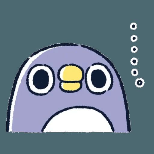 胖企鵝 1 - Sticker 15