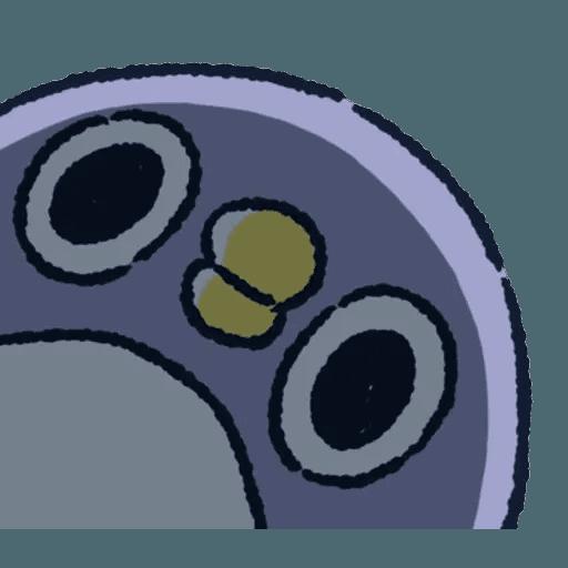 胖企鵝 1 - Sticker 20