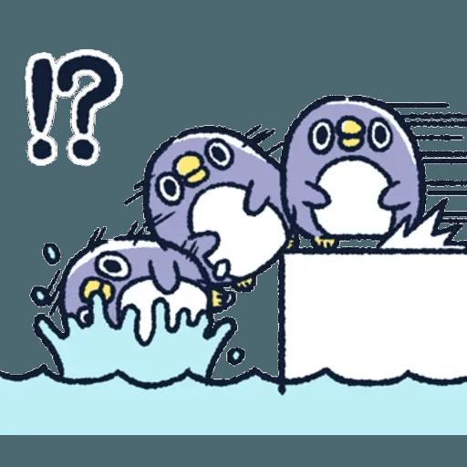 胖企鵝 1 - Sticker 12