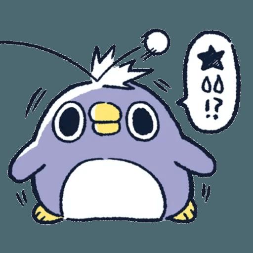 胖企鵝 1 - Sticker 25