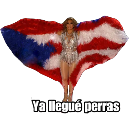 Super Bowl Shakira & J Lo - Sticker 9