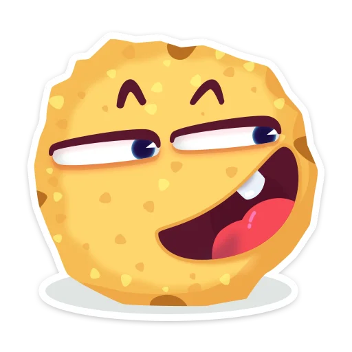 Cookie - Sticker 3