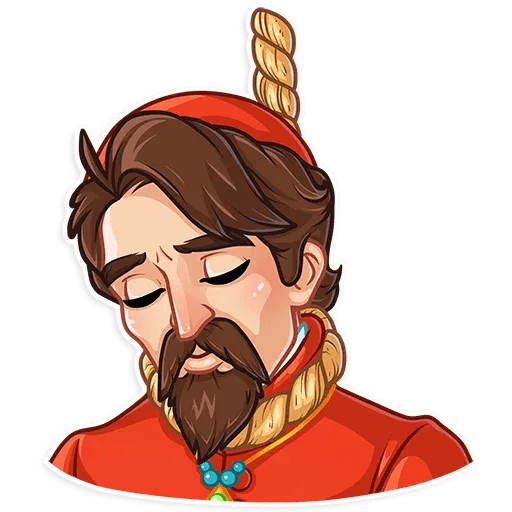 Inquisitor - Sticker 19