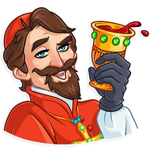 Inquisitor - Sticker 24