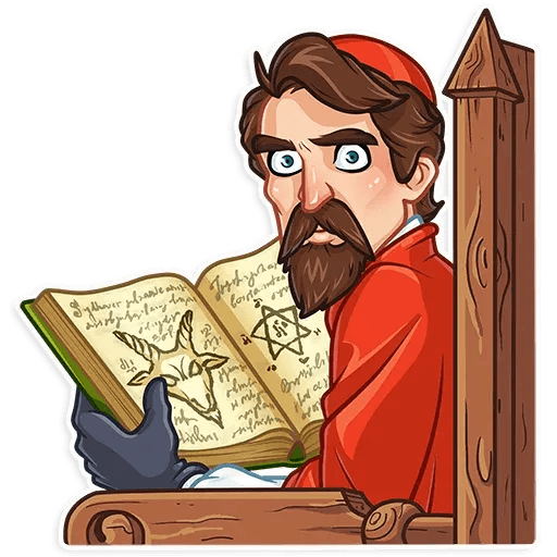 Inquisitor - Sticker 22