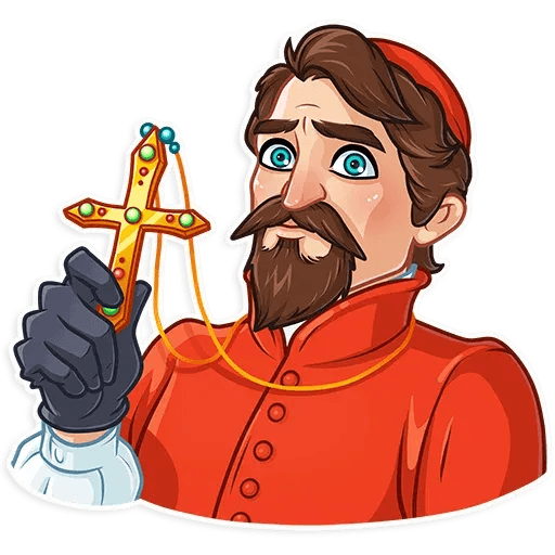 Inquisitor - Sticker 6