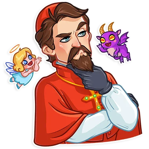 Inquisitor - Sticker 12