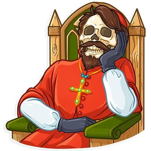 Inquisitor - Sticker 14