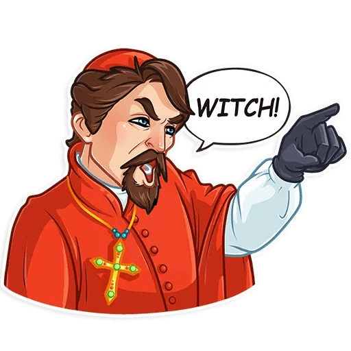 Inquisitor - Sticker 4