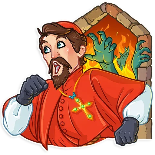 Inquisitor - Sticker 17