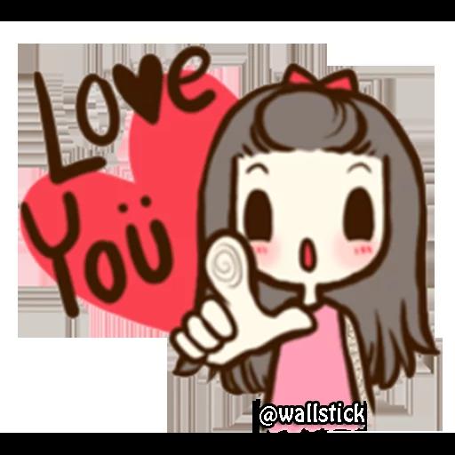 I - Sticker 30