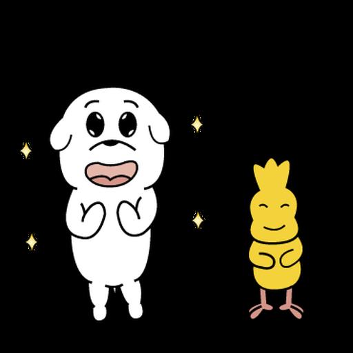萌萌犬4 - Sticker 16