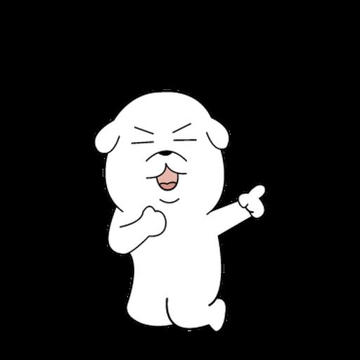 萌萌犬4 - Sticker 28