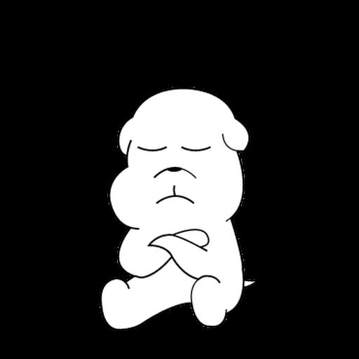 萌萌犬4 - Sticker 11