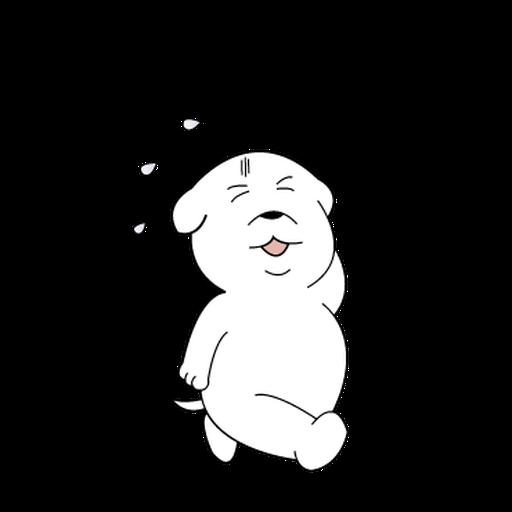萌萌犬4 - Sticker 15