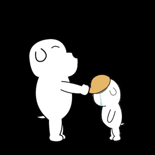 萌萌犬4 - Sticker 8