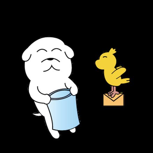 萌萌犬4 - Sticker 10