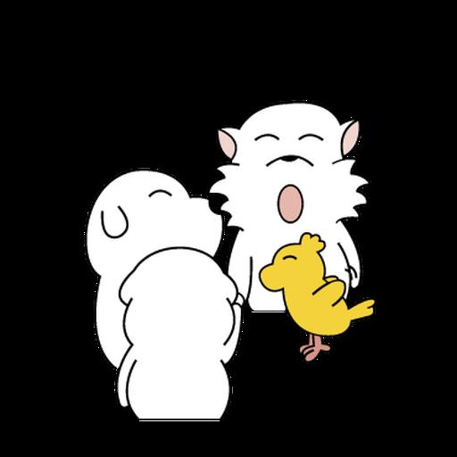 萌萌犬4 - Sticker 7