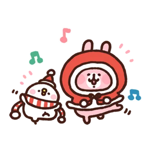 Kanahei new year - Sticker 12