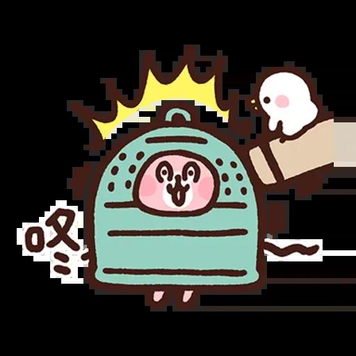 Kanahei new year - Sticker 17
