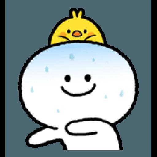 Spoiled Rabbit Smile Person 6 - Sticker 7