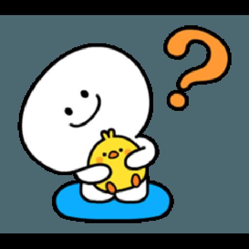 Spoiled Rabbit Smile Person 6 - Sticker 9