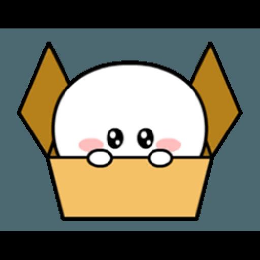Spoiled Rabbit Smile Person 6 - Sticker 20
