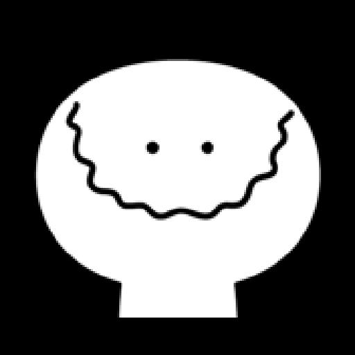 Spoiled Rabbit Smile Person 6 - Sticker 25