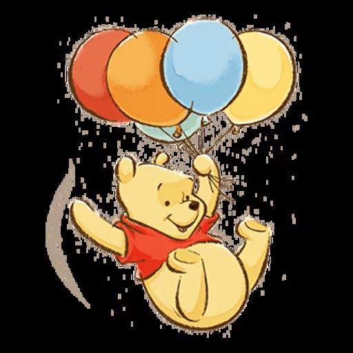 winnie the pooh 1 - Sticker 22