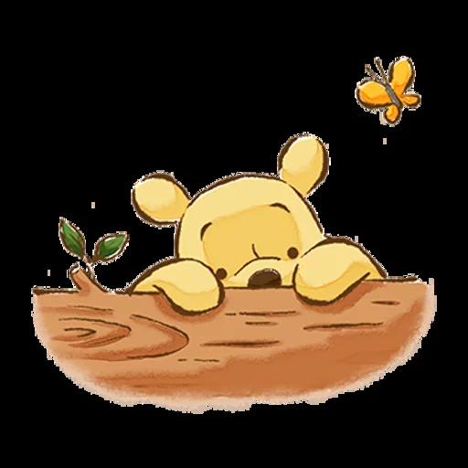 winnie the pooh 1 - Sticker 1