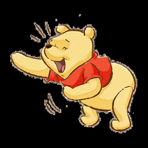 winnie the pooh 1 - Sticker 25
