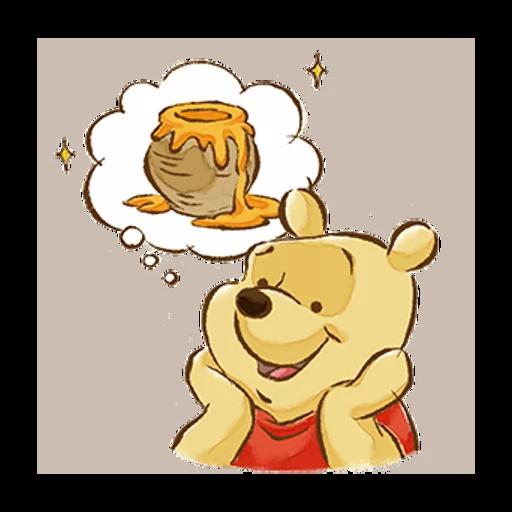 winnie the pooh 1 - Sticker 28