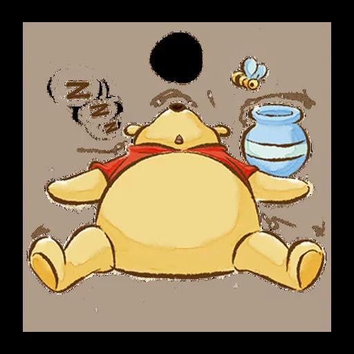 winnie the pooh 1 - Sticker 7