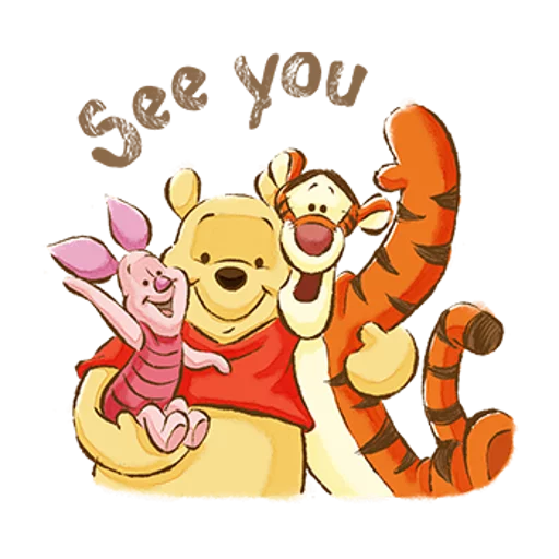 winnie the pooh 1 - Sticker 11