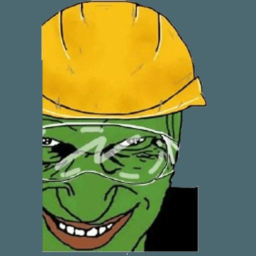 Pepe fighting HKG2 - Sticker 7
