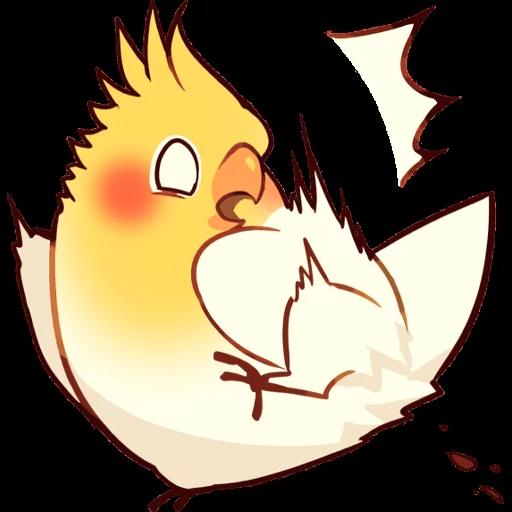 Bird2 - Sticker 10